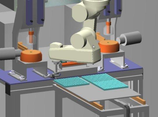 cosimir robotics